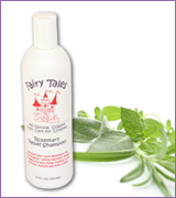 Rosemary Repels Lice