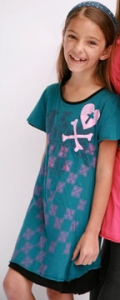 Organic Reversible Dress size 2-12yrs