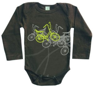 For the biking family what could be more perfect!