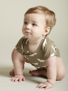 Because kimono onsies wrap around the baby rather than going over the head. They make dressing a newborn much easier.